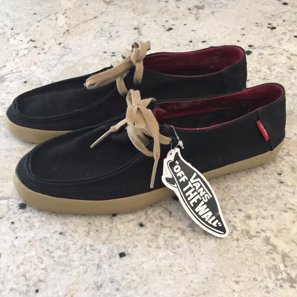 67d27c510f Vans Surf Siders black sneakers